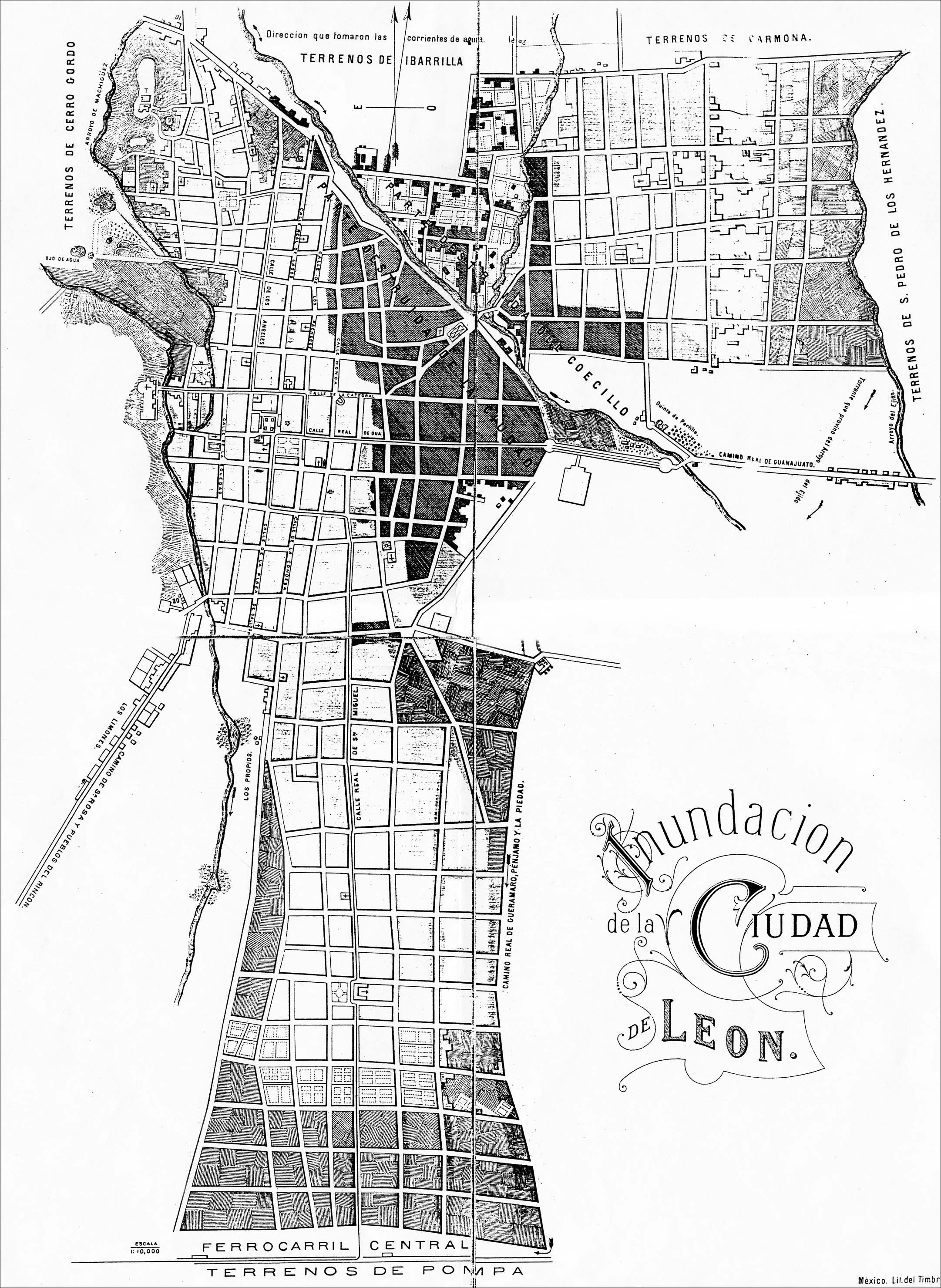 HISTORIA  LEON Guanajuato MEXICO